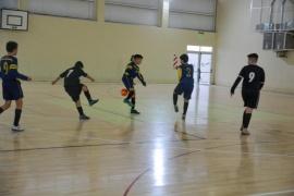 Fin de semana con gran actividad en la Liga Municipal de Futsal de Río Gallegos