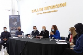 Federico Massoni lamentó que la jueza Parcio no reconozca la tarea de la Policía del Chubut