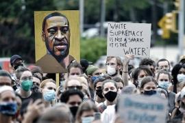 EEUU se prepara para conocer la condena del policía que mató a George Floyd