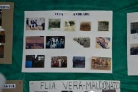 """Se inauguró la Muestra """"Recordando Mi Barrio"""" en el Cen.In. Nº6"""