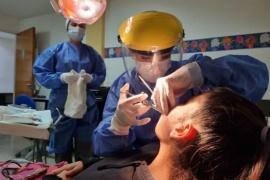 El Servicio de Odontología del HRRG atiende a más de 50 pacientes por día