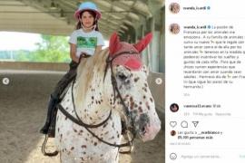 El costoso regalo que Wanda Nara le hizo a su hija Francesca
