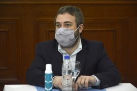 """Matías Kalmus: """"Estamos esperanzados en reactivar la producción, generar reservas y puestos de trabajo"""""""