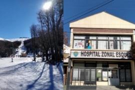 Amplían las pistas de esquí y el hospital no recibe esquiadores lesionados