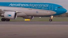 Aerolíneas inició un operativo para traer 8 millones de dosis