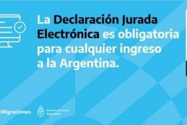 Salud explicó cuáles son las medidas vigentes para el ingreso de viajeros internacionales a Chubut