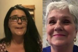 El emotivo reencuentro de una madre con su hija 50 años después de darla en adopción
