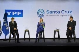 "Alicia Kirchner: ""Santa Cruz es energía para crecer"""