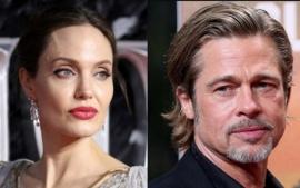 Angelina Jolie y Brad Pitt, en un nuevo round por la división de bienes