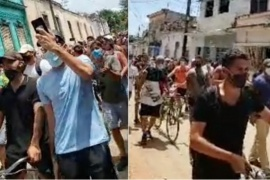 Surgen varias protestas al rededor del país