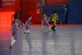 Concluyó este domingo un intenso fin de semana para la Liga Municipal de FUTSAL