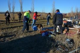 Marcela López: siguen los allanamientos durante la tarde
