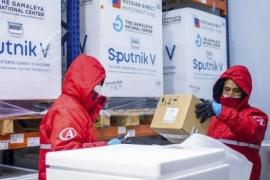 Los sueros de personas vacunadas con Sputnik V neutralizaron nuevas variantes de Covid-19