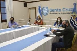 Autoridades Provinciales participaron de una mesa de trabajo con ENACOM