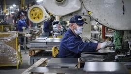 La industria creció entre 3 y 3,2% en comparación al 2019