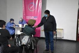 Nueva jornada de vacunación en el complejo Cultural