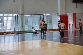 Se jugó otra fecha de la Liga Municipal de FUTSAL