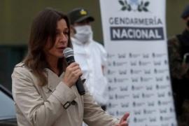 """Sabina Frederic: """"Habría imágenes de la descarga del material bélico en Bolivia"""""""