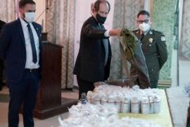 Bolivia dio detalles sobre el armamento enviado por el Gobierno de Mauricio Macri
