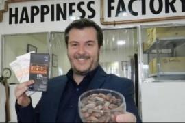 """Los chocolates del """"fin del mundo"""" que ya la rompen en Hong Kong"""