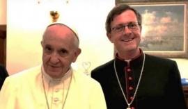 El Papa nombró a Jorge García Cuerva en la Congregación para los Obispos