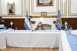 Alicia Kirchner encabezó la adhesión de municipios de Santa Cruz a la Agenda 2030