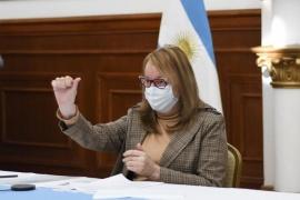 """Alicia Kirchner: """"Es un plan de desarrollo humano y social """""""
