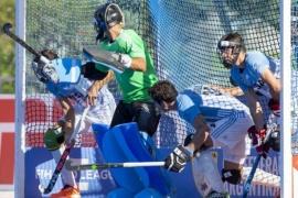 El seleccionado de hockey argentino se prepara para debutar en Tokio 2021