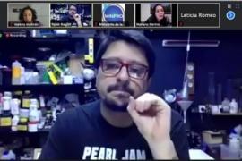"Pablo Biagini participó del ""Rincón del Fotógrafo"""