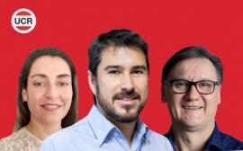 Leonardo Roquel y Andrea Gallegos precandidatos a diputados