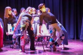 Teatro Municipal: Step One realizó triple función llena de emociones