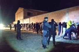 Cerca de 50 personas en una fiesta clandestina en el Barrio San Benito