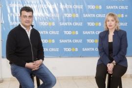 """Gustavo González: """"Tengo las ganas de ser legislador nacional y mi compromiso será con el pueblo de Santa Cruz"""""""