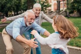Hoy se festeja el día de los abuelos