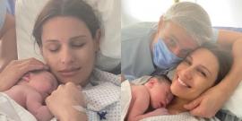 El revelador saludo del obstetra de Pampita por el nacimiento de su hija