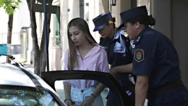 Cómo será la serie sobre Nahir Galarza, la joven condenada a perpetua por matar a su novio