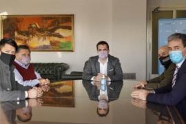 Martín Cerdá y referentes gremiales se reunieron con Nación por la nueva Ley de Promoción a las inversiones petroleras