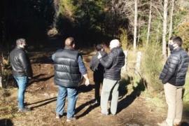 Allanaron la Delegación Provincial de Servicios Públicos en Lago Puelo