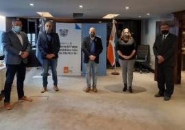 Definen sesión del Parlamento Patagónico en Tierra del Fuego