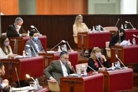 Volvió a sesionar de manera presencial la Cámara de Diputados