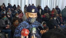 """Comisario Javier Lefipan: """"yo di la orden que se suba el video"""""""