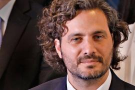 """Santiago Cafiero: """"La pandemia nos sacó muchas cosas pero no la esperanza"""""""