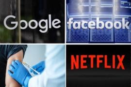 Netflix, Google y Facebook les exigen a sus trabajadores que se vacunen