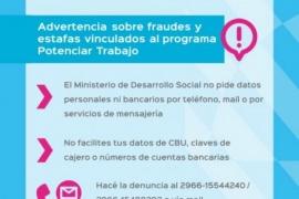Potenciar Trabajo: informan los canales oficiales de consulta