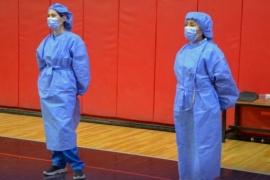 Coronavirus en Santa Cruz: 58 nuevos casos en 1285 muestras analizadas