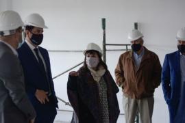Se inauguran obras en las Escuelas Industriales N°1 y N°6