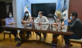 Antonela Sandoval es la nueva jefa de la Casa de la Juventud