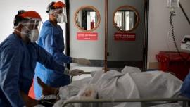 Coronavirus en Argentina: confirman 405 muertes y 14.850 casos positivos