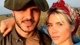 Wanda Nara y Mauro Icardi, protagonistas de un sorpresivo rumor de crisis