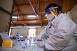 Santa Cruz registró 5 nuevos casos positivos de COVID-19 en tres localidades